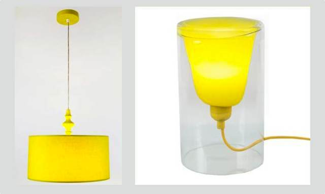lampes-jaunes-cylindre-laurie-lumiere
