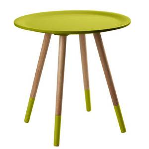 table basse tania verte Achatdesign