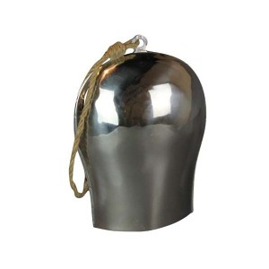 cloche-chrome-l