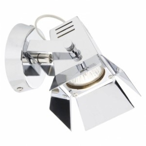 Spot chrome cinema Keria luminaires