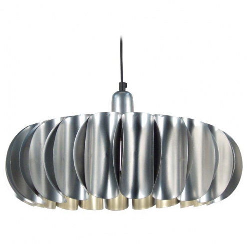 suspension-metal-aluminium-phish Keria Luminaires