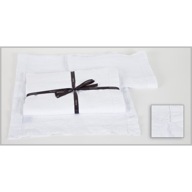 serviette-de-table-nais-lin-lave-blanc