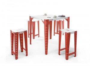 table-haute