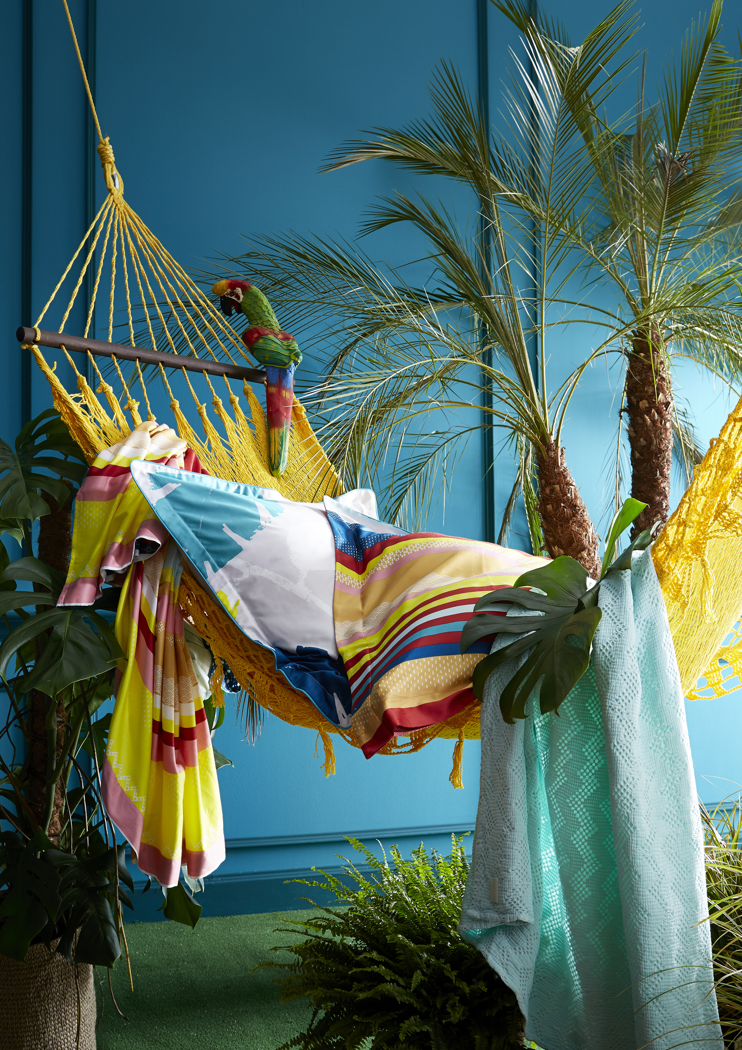 Linge de maison Essix collection Printemps été 2015