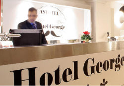 Une hotel George