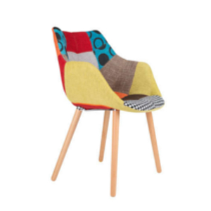 chaise patchwork achat design twelve