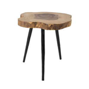 table basse bois naturel achat design