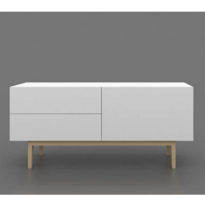 buffet scandinave blanc bois achat design copenhague