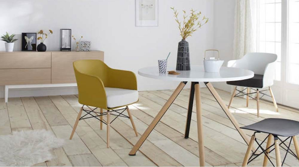 La collection Copenhague, du mobilier très scandinave
