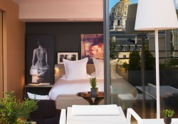 hotel paris design le 5 codet