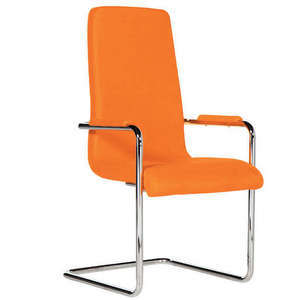 chaise-wim-orange