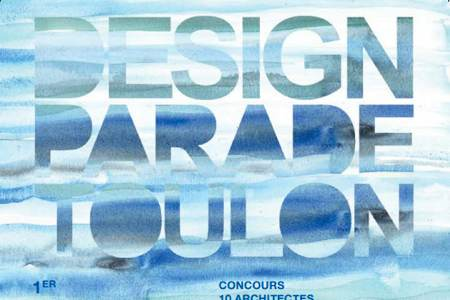 Affiche design parade Toulon 2016