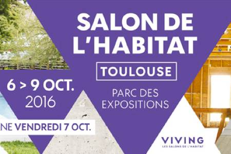Le salon habitat viving à Toulouse