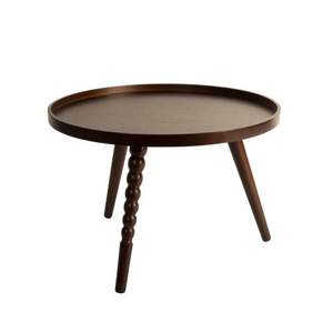 table basse vintage en arabica